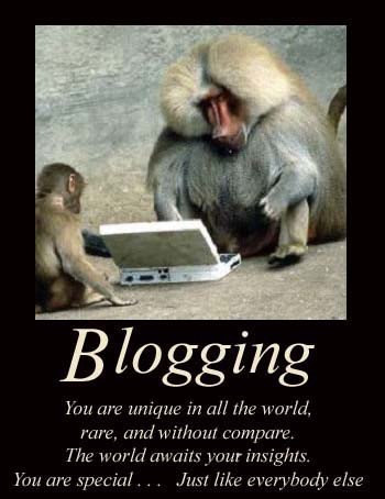 bloggin monkey