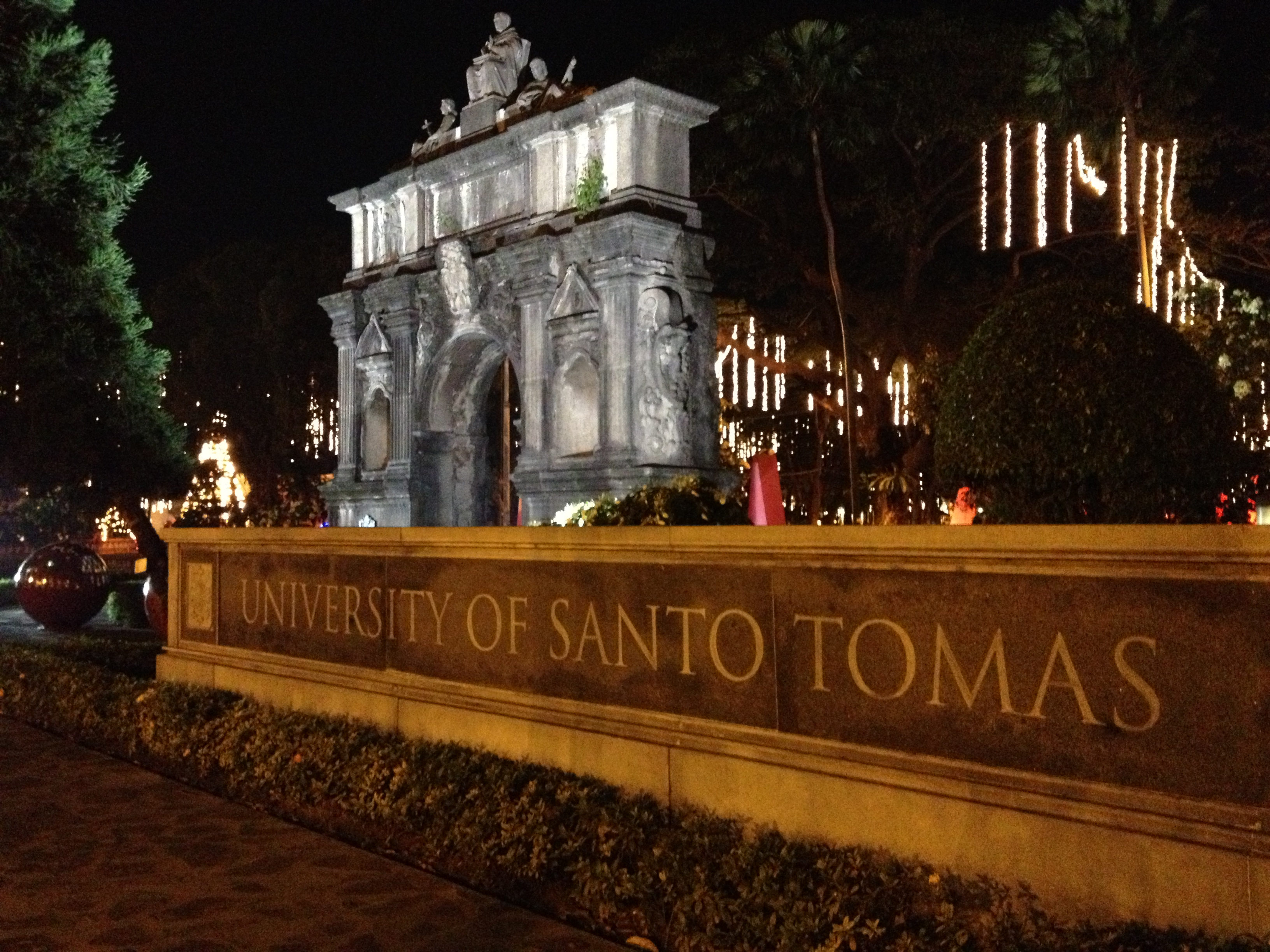 university of santo tomas high schoolmathematics University of santo tomas, manila: see 249 reviews, articles, and 111 photos of university of santo tomas, ranked no3 on tripadvisor among 144  high school  in 5 reviews  christmas season  in 4 reviews the catholic university has a number of unesco heritage.