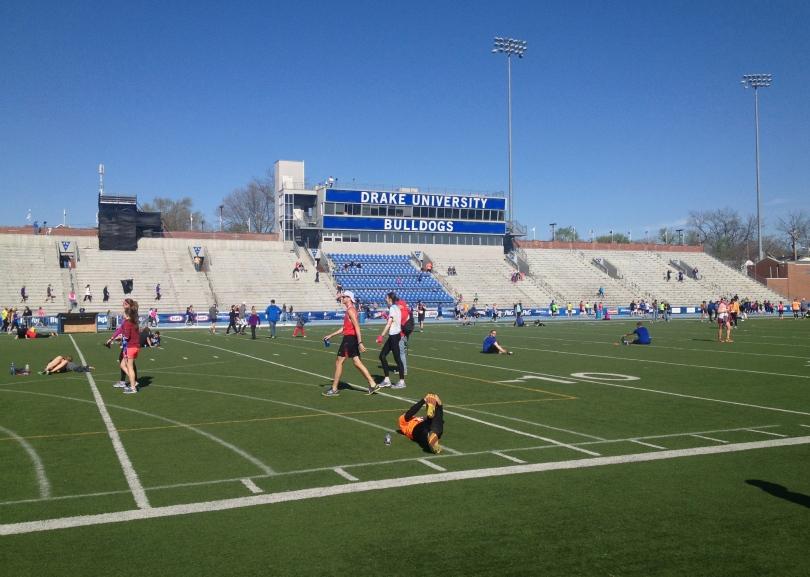 Bulldogs stadium or also known as the Blue Stadium