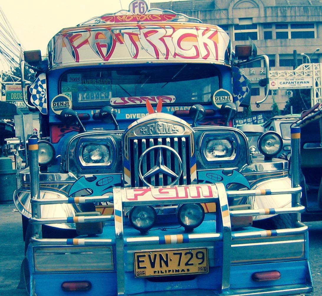 Jeepney_Benz