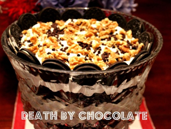 Death by chocolate III